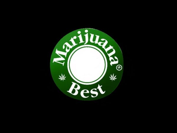 Best Marijuana Beer Caps Logo Black
