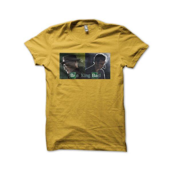 Breaking bad yellow shirt