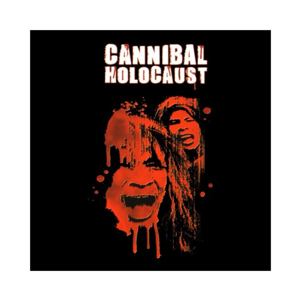 Cannibal Holocaust t-shirt black