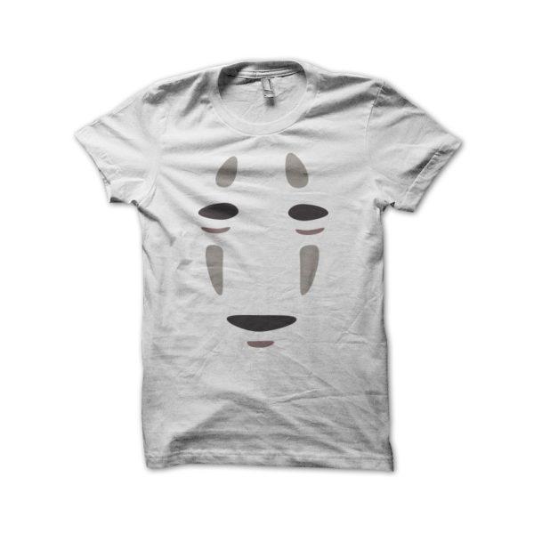 Chihiro shirt White Ghost
