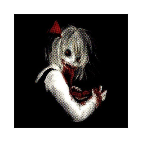 Creepypasta horror t-shirt