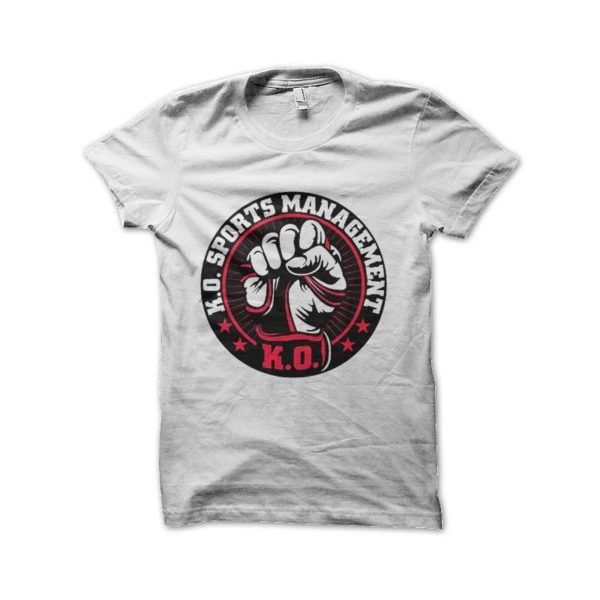 Free fight ko t-shirt