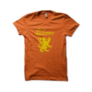 GoT Lannister T-Shirt orange
