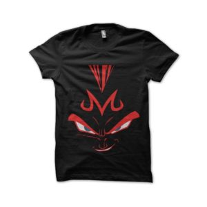 Majin vegeta dragon ball t-shirt
