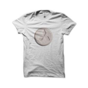 Mitsubishi white t-shirt taz