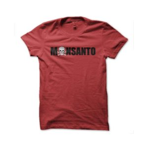 Monsanto dead red shirt