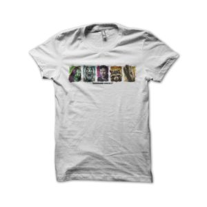 Shirt Guardians of the Galaxy White