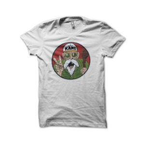 Shirt Roshi white representation