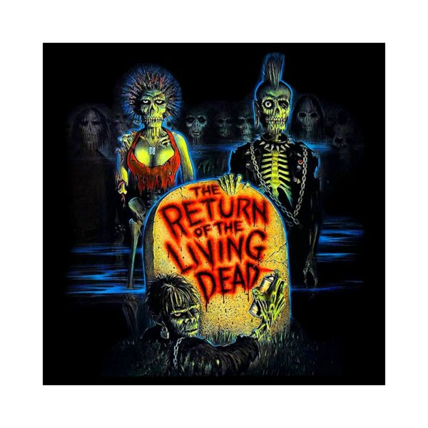 Shirt return of the living dead black