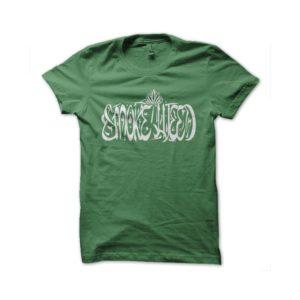 Shirt smoke weed Royal Green