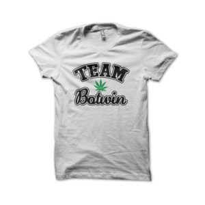 T-Shirt Team Botwin Weeds White