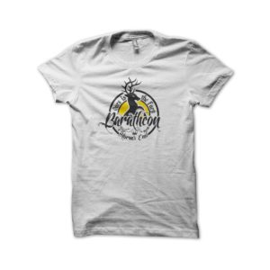 T-Shirt white house Baratheon