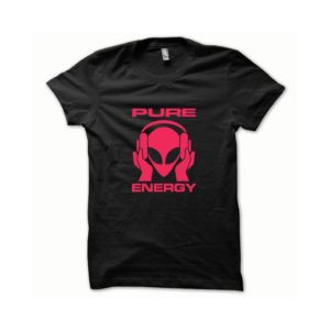 T-shirt Pure Energy red-black