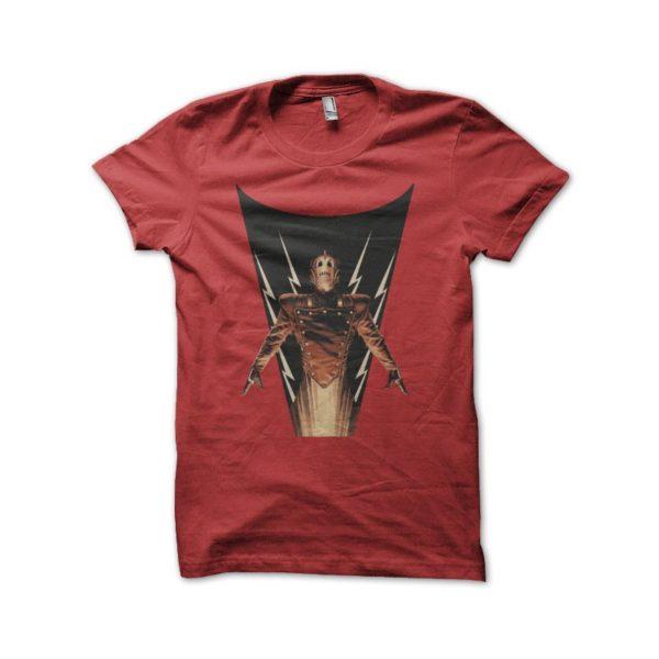 T-shirt Rocketeer take-off red