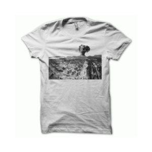 T-shirt S.T.A.L.K.E.R tchernobyl white