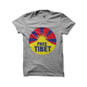 T shirt free tibet anti china
