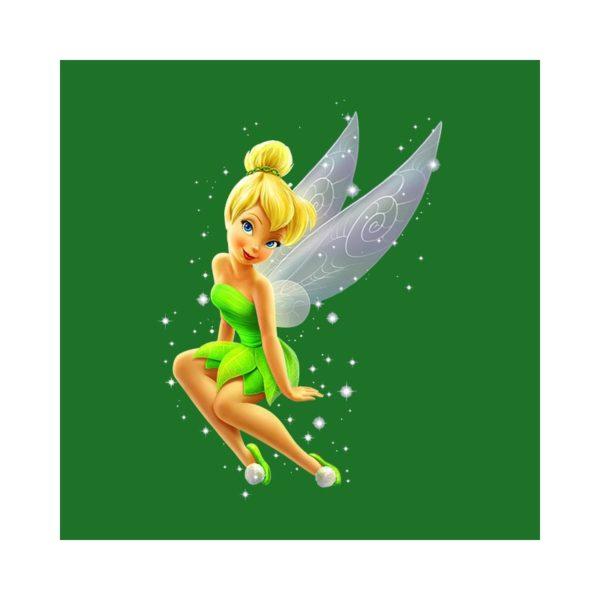 Tee Shirt Green Fairy Tinkerbell