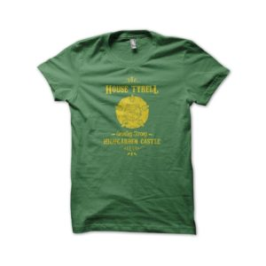 Tee Shirt Green House Tyrell