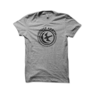Tee Shirt House Arryn Grey