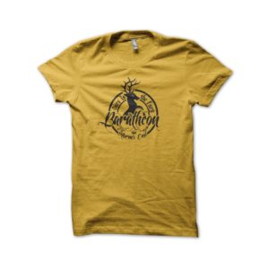 Tee Shirt House Baratheon yellow