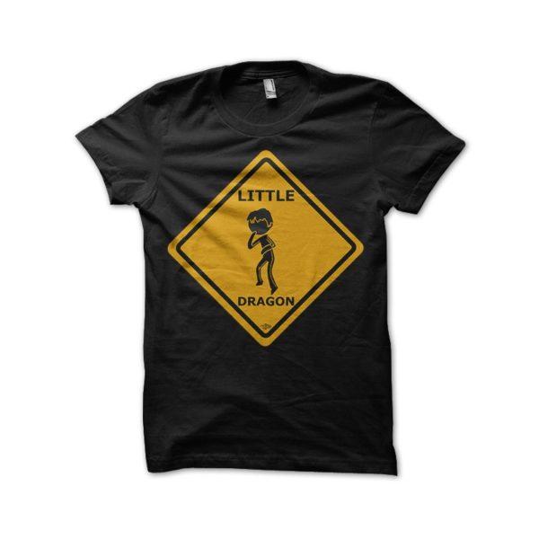 Tee shirt Bruce Lee - Little dragon