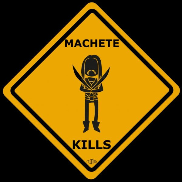 Tee shirt Machete kills