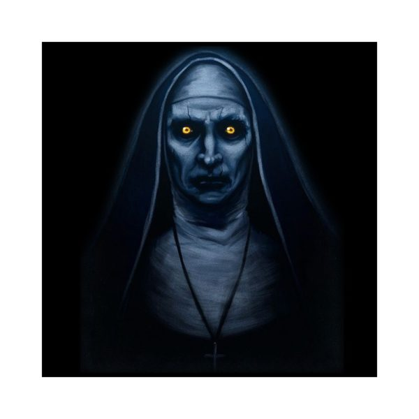 The conjuring 2 black t-shirt