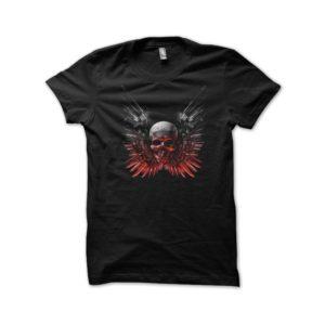 The expendables shirt skul black Logol