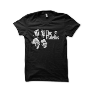 The shirt fratellis goonies parody of the godfather