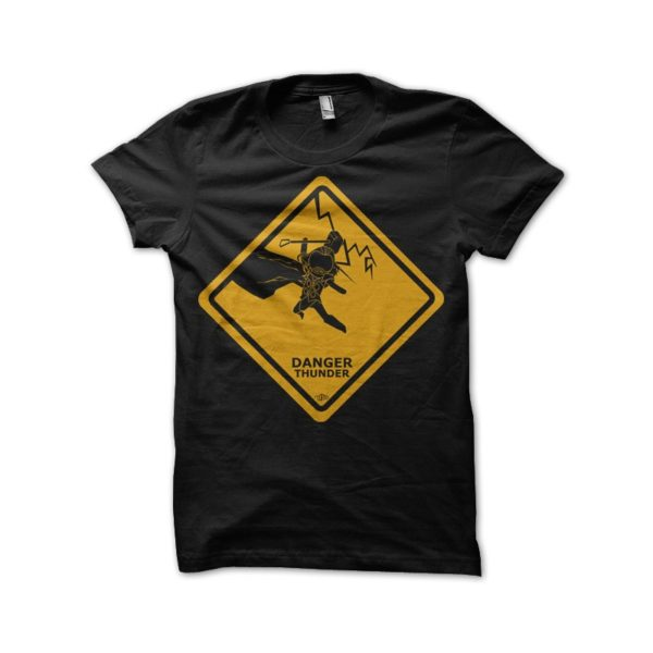 Thor - Danger thunder t-shirt - Starting at 10 $