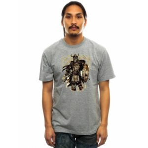 Viking rpg gray t-shirt