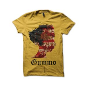 Yellow tee shirt Gummo