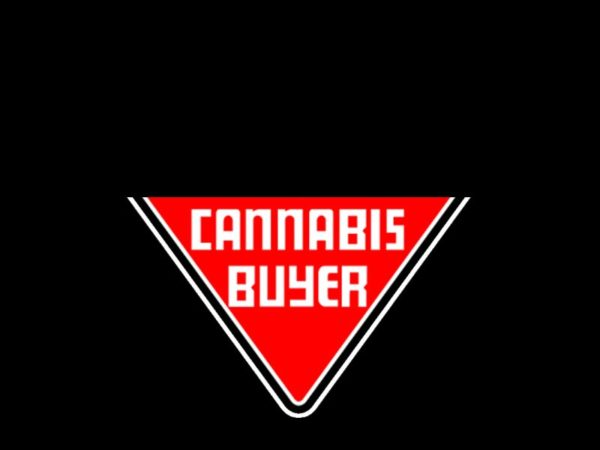 Tee-Shirt Cannabis Buyer Black Tee-Shirt