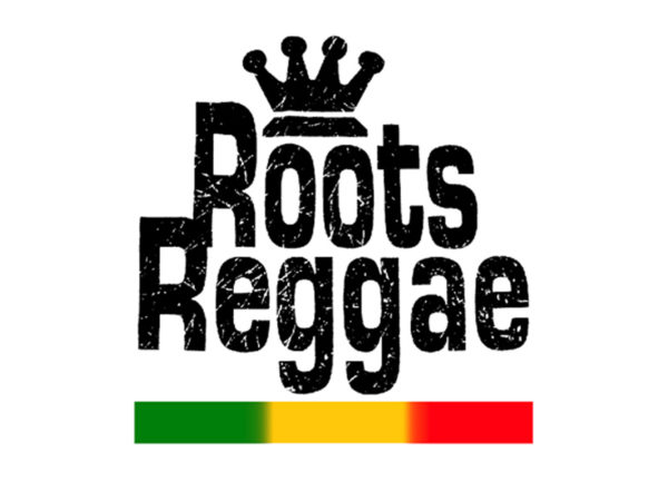 Roots Reggae White Tee-Shirt